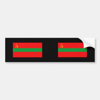Transnistria State, Moldova Bumper Sticker