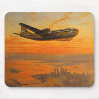 Transocean Airlines Mouse Pad
