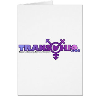TransOhio Tarjeta De Felicitación