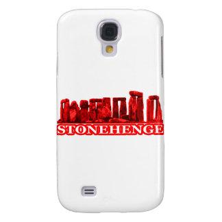 Transp rojo de Stonehenge los regalos de Zazzle de