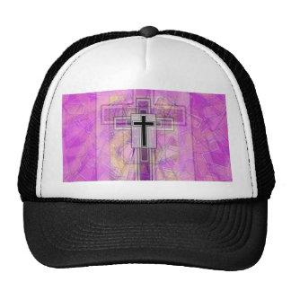 Transparencia religiosa gorras
