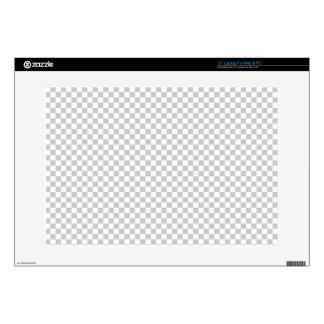 Transparent Background Laptop Decal