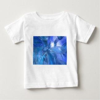 Transparent Blue Rings T Shirt