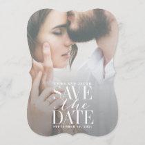 TRANSPARENT GLAZE SAVE THE DATE