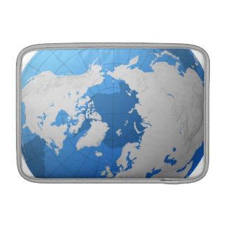 Transparent Globe MacBook Air Sleeve