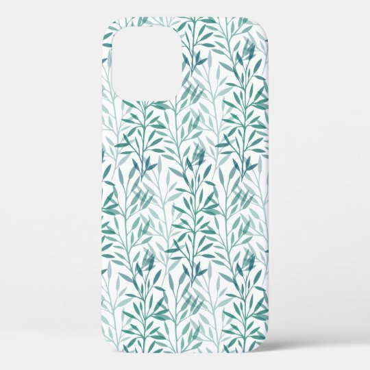 Transparent leaves and branches Case-Mate iPhone case