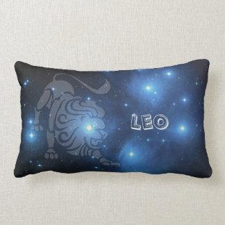 Transparent Leo Lumbar Pillow