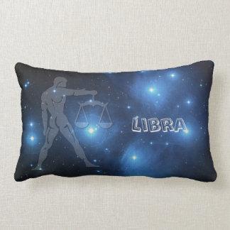 Transparent Libra Lumbar Pillow