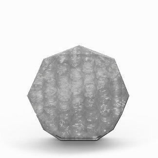 Transparent Novelty Bubblewrap Award