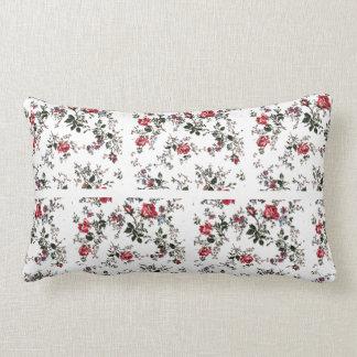 Transparent Precious tiny flowers Cushion