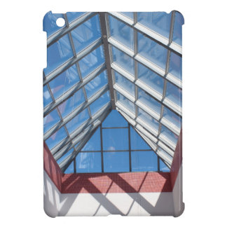 Transparent roof of the shopping center cover for the iPad mini