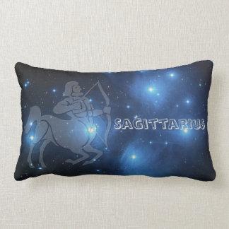 Transparent Sagittarius Lumbar Pillow