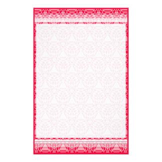 Transparent Tessellation 312 C Lg Any Color Statio Stationery Design