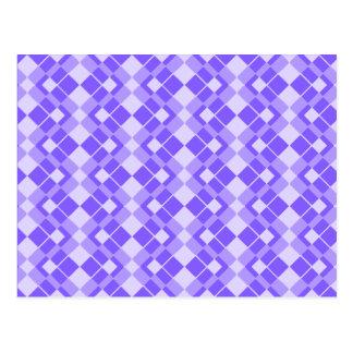 Transparent Tessellation 343 A Lg Any Color Postca Postcard