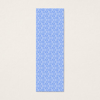 Transparent Tessellation 39 Sm Any Color Bookmark Mini Business Card