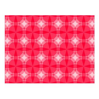 Transparent Tessellation 416 A Lg Any Color Postca Postcard