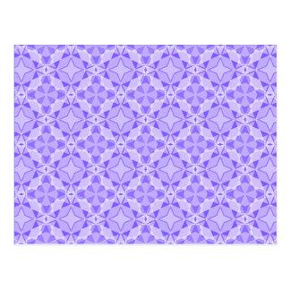 Transparent Tessellation 42 A Lg Any Color Postcar Postcard