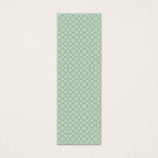 Transparent Tessellation 42 A Sm Any Color Bookmar Mini Business Card