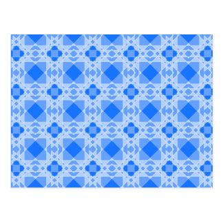 Transparent Tessellation 44 B Lg Any Color Postcar Postcard