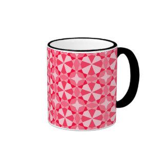 Transparent Tessellation 483 A Lg Any Color Mug