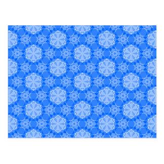 Transparent Tessellation 6122 A Lg Any Color Postc Postcard