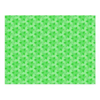 Transparent Tessellation 69 A Lg Any Color Postcar Postcard