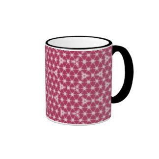 Transparent Tessellation Apollo 61 Lg Any Color Mu Ringer Coffee Mug
