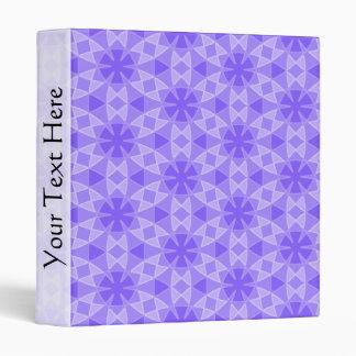 Transparent Tessellation Phi Lg Any Color Binder