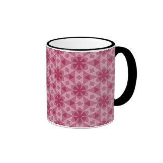 Transparent Tessellation Phi Lg Any Color Mug