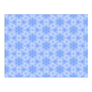 Transparent Tessellation Phi Lg Any Color Postcard
