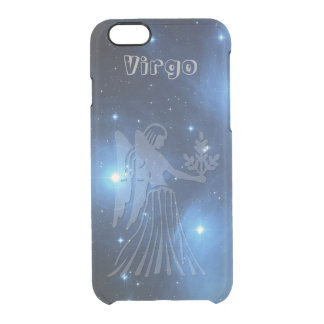 Transparent Virgo Clear iPhone 6/6S Case