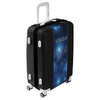 Transparent Virgo Luggage