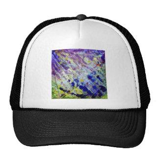 Transparent war of Color's V1 Trucker Hat