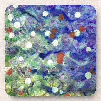 Transparent war of Color's V2 Coasters