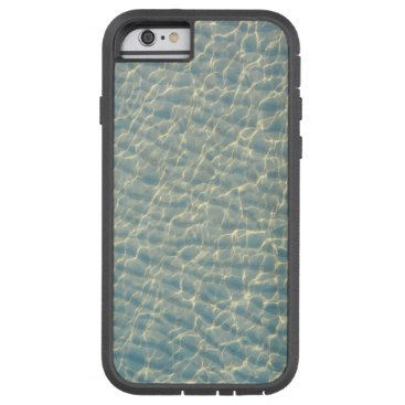 Beach Themed Transparent water tough xtreme iPhone 6 case