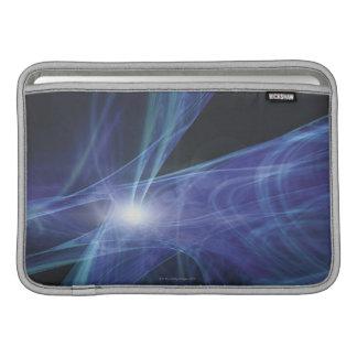 Transparent Waves MacBook Air Sleeve