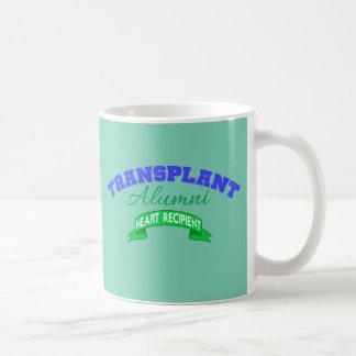 Transplant Alumni - Heart Recipient Coffee Mug