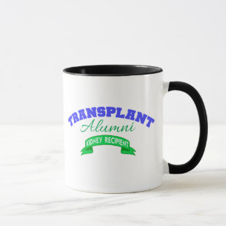 Transplant Alumni - Kidney Recipient Mug