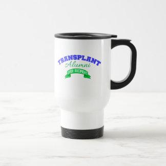 Transplant Alumni - Liver Recipient Travel Mug
