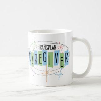 Transplant Caregiver mug