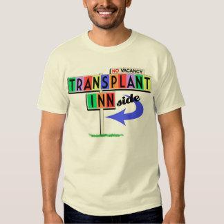 Transplant Inn(side) retro motel sign T Shirt