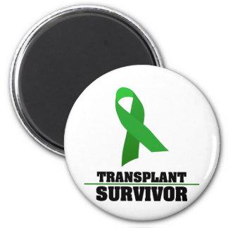 Transplant Survivor Fridge Magnet