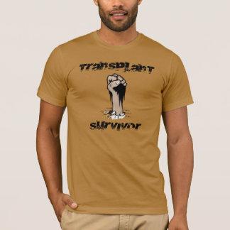 Transplant Survivor - Grunge style T-Shirt