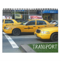 transport 2021 calendar