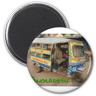 Transport Bangladesh Magnet