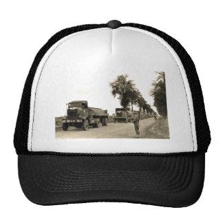Transport Trucks Normandy 1944 Trucker Hat