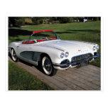 classic, cars, corvette, sports, car, vintage,