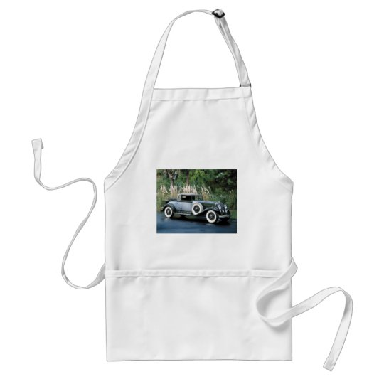 Transportation 139 adult apron