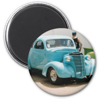 Transportation 216 2 inch round magnet