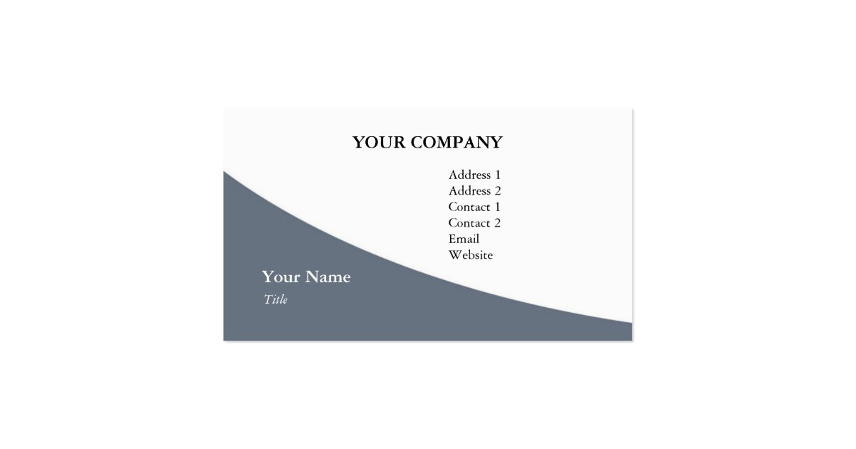 Transportation Business Business Card